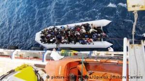 barka me refugjate