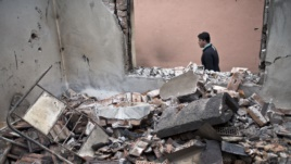 shtepi e shkatruar 2