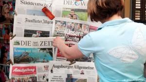 shtypi gjerman