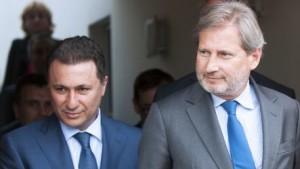Hahn Gruevski