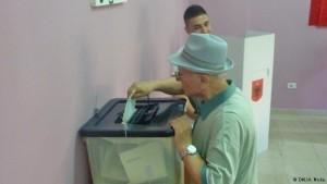 zgjedhjet ALB