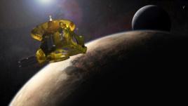 Sonda prane Plutos