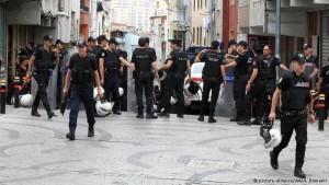 policia turqi