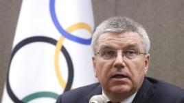 Thomas Bach presidenti olimpik