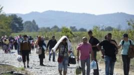 refugjatet maqedoni