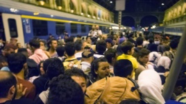 stacioni i trenit hungari