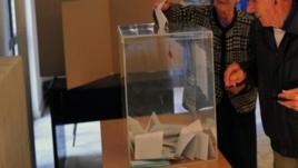 zgjedhjet medvegje