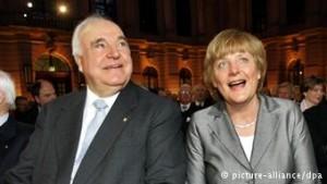 Merkel dhe Kohl