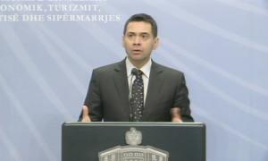 Ministri i ekonomise ahmetaj