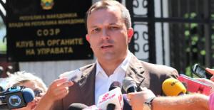 Ministri i MPB Oliver Spasovski