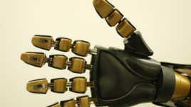model robotic hand