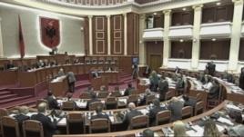 parlamenti shqiperi
