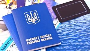 pasaporta ukrainase