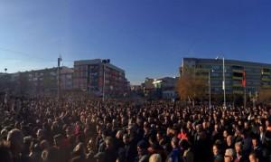 protesta gjilan