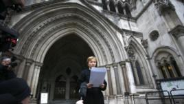 gjykata londer