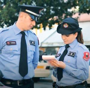 policia ALB