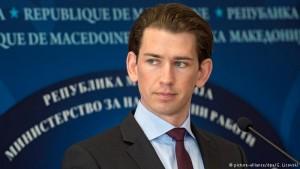 Ministri austriak Kurz