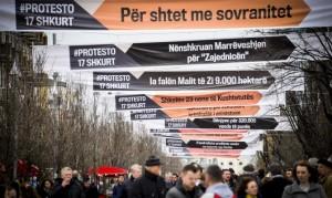 protesto vv