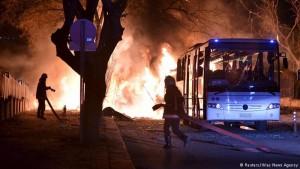 sulmi ne Ankara