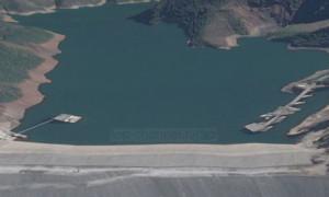 rreshjet hidrocentralet