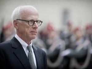 Botschafter der Bundesrepublik Deutschland, Johannes Konrad Haindl