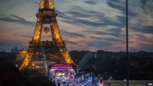 Paris euro 2016