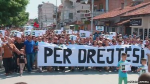 protesta kumanove
