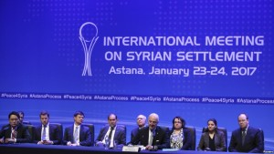 Intrenational Meeting Syria