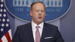Sean Spicer Shtepia e bardhe