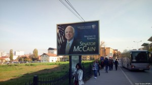 McCain Kosove Bord