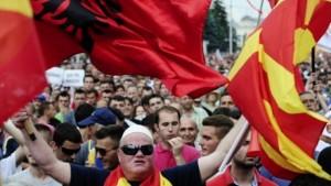 Proteste-Flamuri-shqiptar-maqedonas