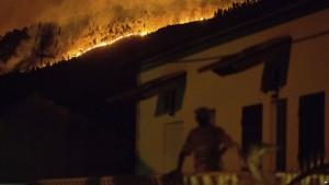 zjarri ne Portugali