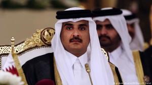 Sheiku i Katarit