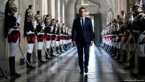 presidenti Macron