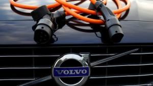 Volvo hibrid