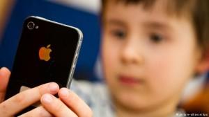 celulari dhe femija