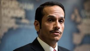ministri i jashtem Katarit
