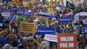 protesta barcelona