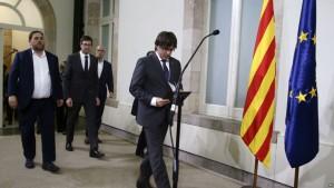 Catalonian President