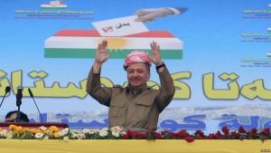 Masoud Barzani Kurdistan