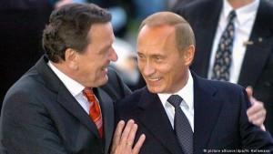 Putin Schreder