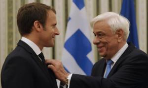 presidentet grek francez