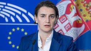 kryeministre e serbise