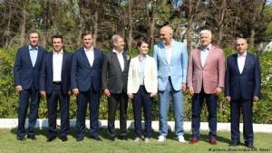 ministrat ballkani