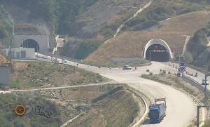 tuneli elbasan