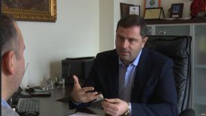Nikolin Jaka, kryetar i Dhomës së Tregtisë dhe Industrisë
