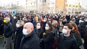 Prishtina proteste