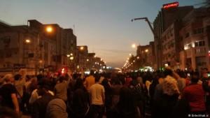 protestat iran