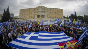 greqia protesta ert