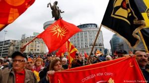 protesta kunder shqipes